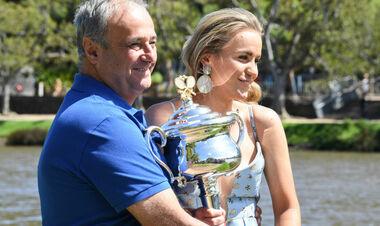 Две известные теннисистки прекратили сотрудничество с тренерами-отцами
