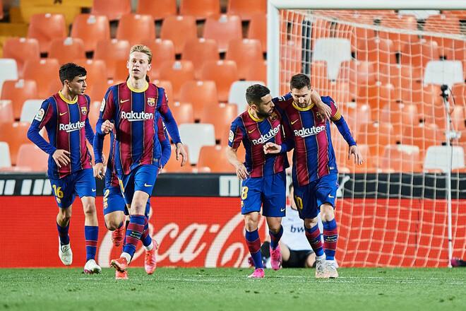 Барселона – Атлетико. Ла Лига выходит на финишную прямую