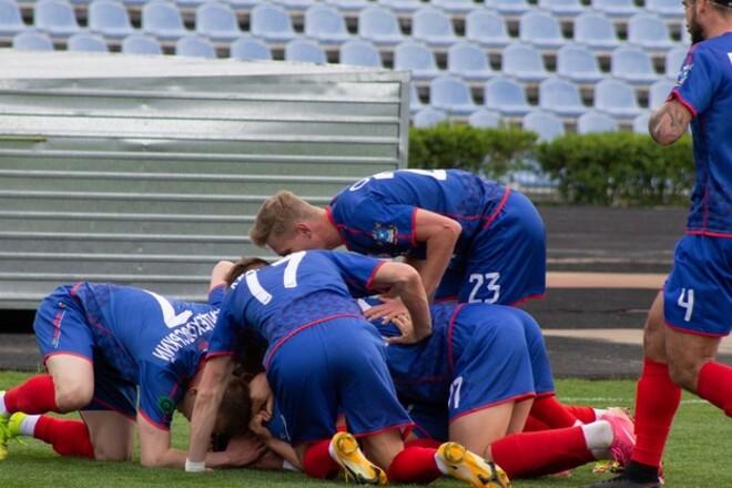 Николаев – Черноморец – 1:1. Видео голов и обзор матча