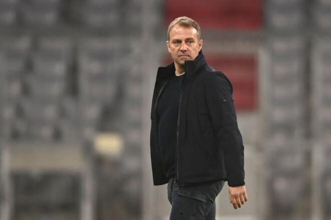Флик провел переговоры относительно назначения в сборную Германии