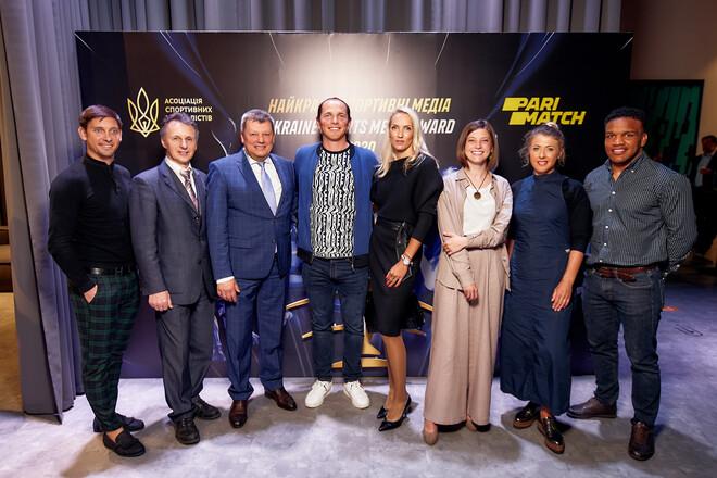 АСЖУ нагородила найкращі спортивні медіа України 2020