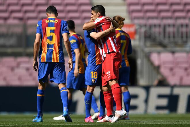 Барселона – Атлетико. Смотреть онлайн. LIVE трансляция