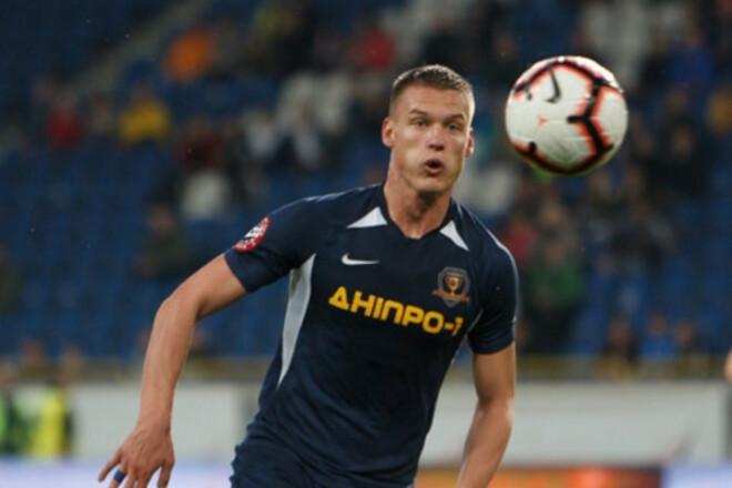 Нападающий Днепра-1 станет игроком норвежского клуба