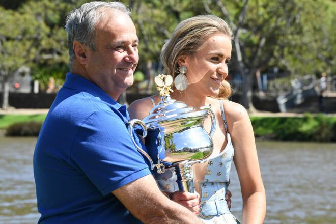 Дві відомі тенісистки припинили співпрацю з тренерами-батьками