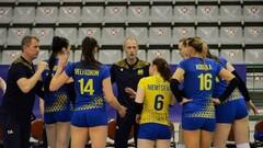 Волейболістки збірної України розпочали перемогою відбір чемпіонату Європи