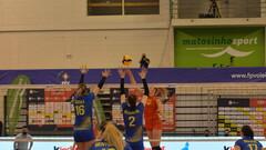 ФОТО. Португалія - Україна. Як волейболістки вдало розпочали євровідбір