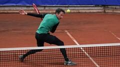 Стаховский взял второй титул в парном разряде подряд