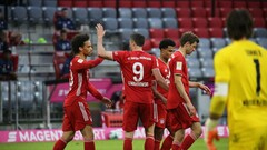 Бавария в статусе чемпиона разгромила Боруссию  из Менхенгладбаха