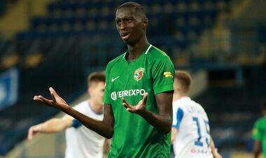 Захисник Ндіайе влітку може покинути Ворсклу