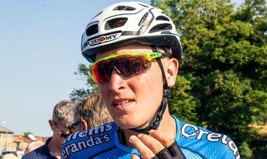 Джиро д'Італія. Мерлір виграв другий етап
