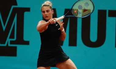 ВИДЕО. Костюк выполнила лучший удар в апреле на турнирах WTA
