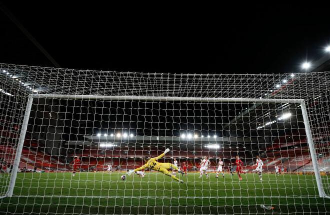 Ліверпуль на своєму полі завдав поразки Саутгемптону