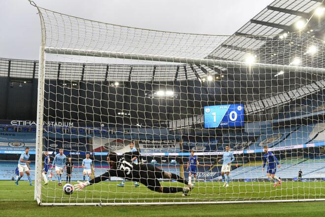 Манчестер Сити – Челси – 1:2. Видео голов и обзор матча
