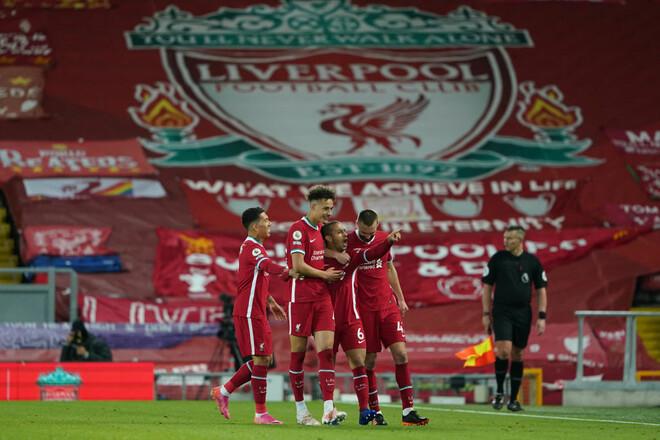 Ливерпуль – Саутгемптон – 2:0. Видео голов и обзор матча