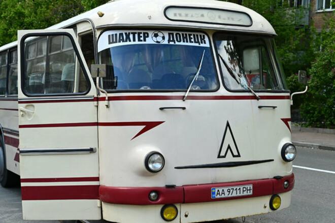 ФОТО. Назад в прошлое. Шахтер пересел на автобус 1973 года выпуска