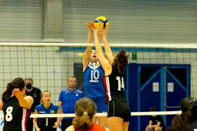 Женская сборная Украины U-16 едва не помогла Беларуси пробиться на Евро
