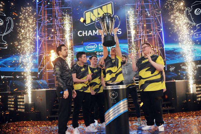 Natus Vincere стали чемпионами DreamHack Masters
