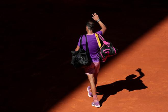 Рейтинг ATP. Рафаэль Надаль снова теряет вторую позицию