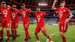 Бавария – Боруссия М – 6:0. Чемпионы в огне. Видео голов и обзор матча
