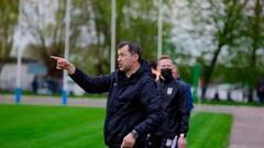 Юрий ВИРТ: «Динамо хочется ударно завершить сезон»