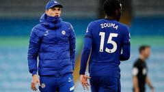 Томас ТУХЕЛЬ: «Радий, що воротар залишив нас у грі»