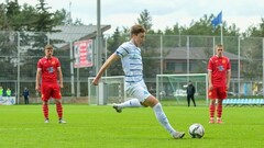 Ванат дебютував за київське Динамо в офіційному матчі