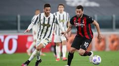 Ювентус – Милан – 0:3. Видео голов и обзор матча