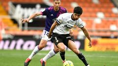 Валенсия – Вальядолид – 3:0. Видео голов и обзор матча