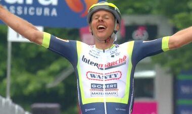 Джиро д'Італія. Ван дер Хорн обдурив пелотон, Пономар їздив у відрив
