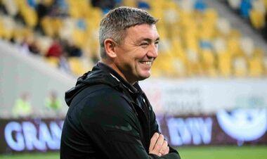 Руслан КОСТЫШИН: «Колос заслужил 4-е место, у нас мало поражений»