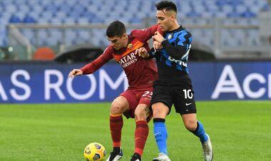 Где смотреть онлайн матч чемпионата Италии Интер Милан – Рома
