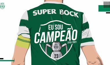 Спортинг досрочно выиграл чемпионат Португалии 2020/21
