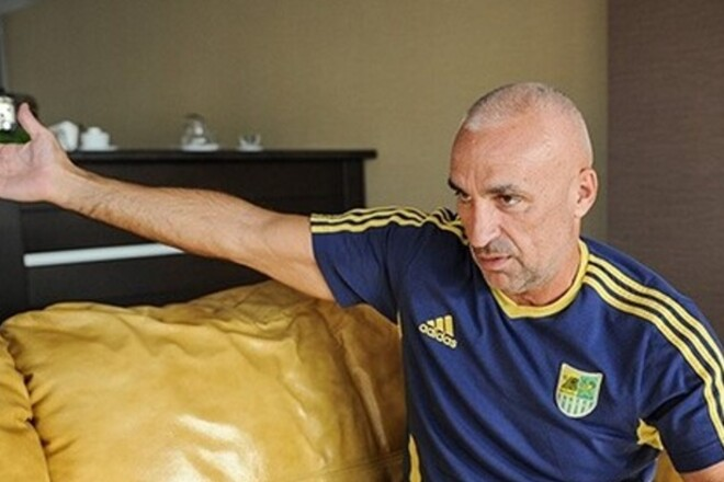 Олександр ЯРОСЛАВСЬКИЙ: «Обіцяю фанам Металіста мінімум Лігу Європи»