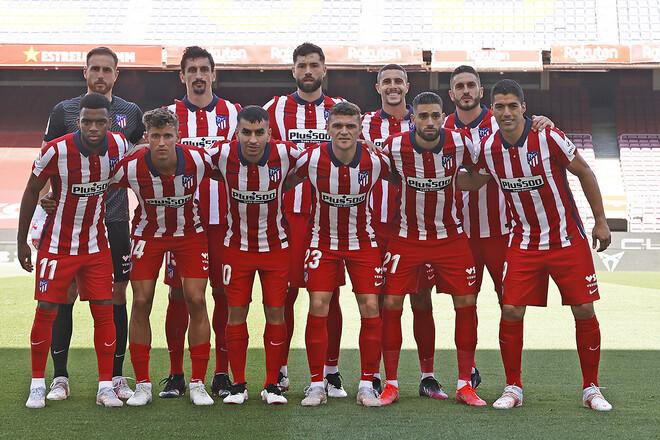 Атлетіко - Реал Сосьєдад. Прогноз і анонс на матч чемпіонату Іспанії