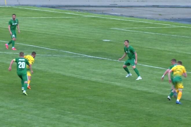 ВПК-Агро – Полісся – 0:0. Відеоогляд матчу