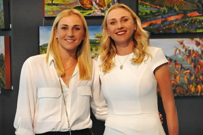 Обе сестры Киченок проиграли парные матчи на турнире WTA 1000 в Риме