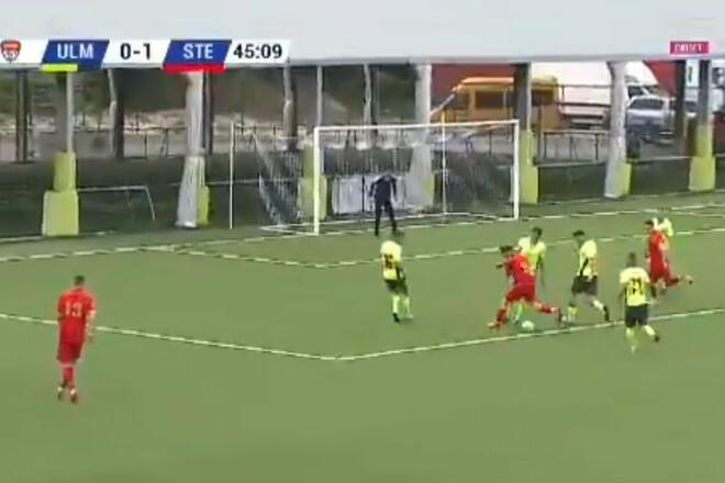ВИДЕО. Дай пенальти! Дикая симуляция прошла в матче чемпионата Румынии