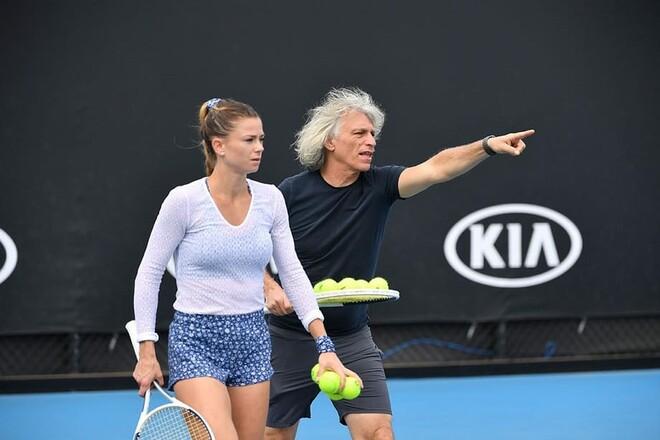 ВІДЕО. Суддя викликала охорону на корт, побоюючись нападу батька тенісистки