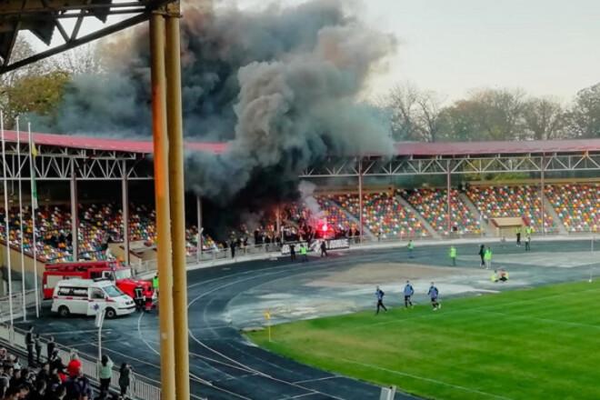 12 знаковых матчей на главном стадионе Тернополя