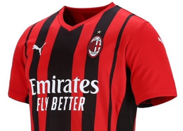 ФОТО. Милан представил новую домашнюю форму