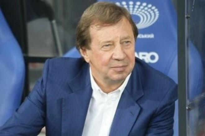 Игорь Суркис поздравил Семина с 74-летием