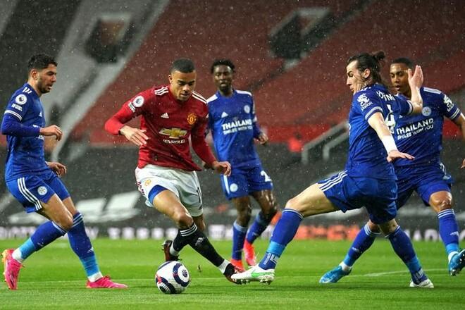 Манчестер Юнайтед – Лестер – 1:2. Текстовая трансляция матча