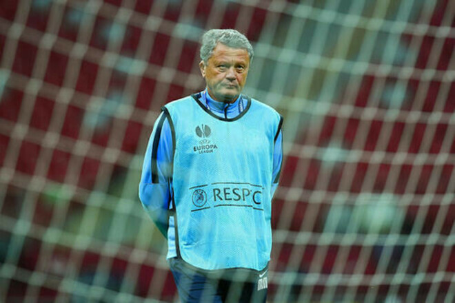 Мирон МАРКЕВИЧ: «Среди игроков Шахтера не оказалось лидера»