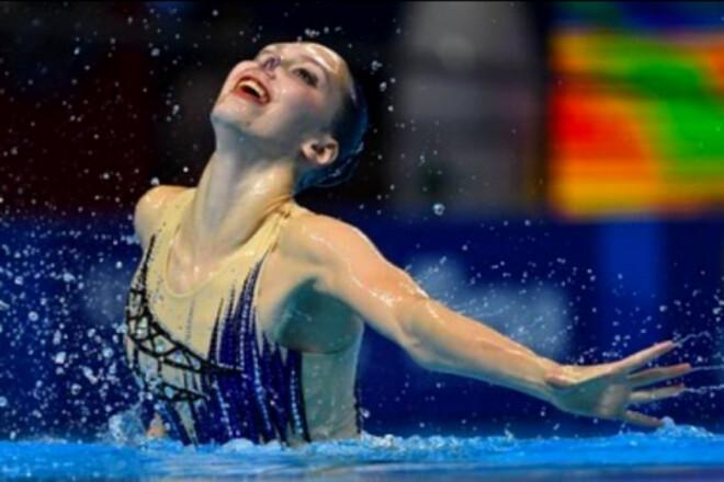 Українка Марта Федіна - чемпіонка Європи з артистичного плавання!
