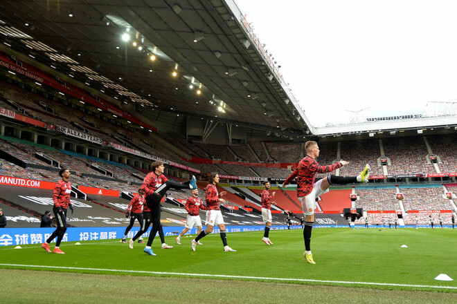 Манчестер Юнайтед – Лестер. Дивитися онлайн. LIVE трансляція