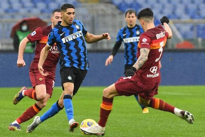 Интер – Рома. Прогноз и анонс на матч чемпионата Италии