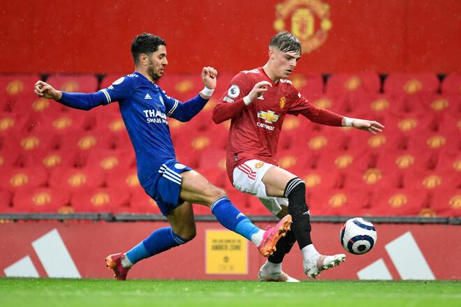 Манчестер Юнайтед – Лестер – 1:2. Видео голов и обзор матча