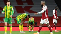 Арсенал – Вест Бромвіч – 3:1. Відео голів та огляд матчу