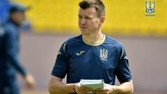В составе Украины U-21 на Мемориал Лобановского проведена замена