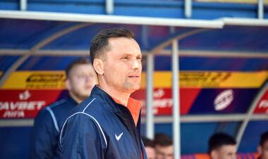 Мариуполь продлил сотрудничество с Остапом Маркевичем еще на сезон